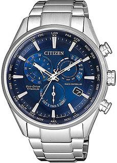Японские наручные мужские часы Citizen CB5020-87L. Коллекция Titanium