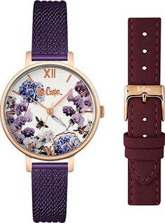 fashion наручные женские часы Lee Cooper LC06787.438. Коллекция Fashion