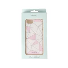 TWINKLE Чехол для IPhone 6, 6S, 7, 8 Geometry