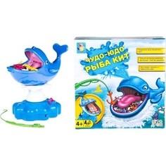 Настольная игра 1Toy ИГРОДРОМ ЧУДО-ЮДО рыба кит Т13563