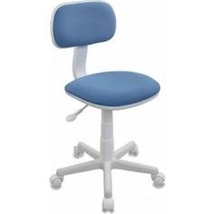 Кресло детское Бюрократ CH-W201NX/26-24 голубой 26-24