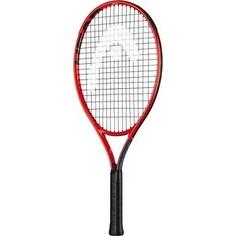 Ракетка для большого тенниса Head Radical 23 Gr06, 234629, для детей 6-8лет, красно-черная
