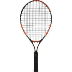 Ракетка для большого тенниса Babolat Ballfighter 23 Gr000, 140240, детская, 7-9 лет, черно-оранжево-серый