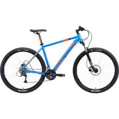 Велосипед Stark 19 Armer 29.6 HD голубой/оранжевый 20