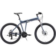 Велосипед Stark 20 Cobra 26.2 D серый/черный 20