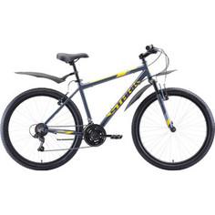 Велосипед Stark 20 Outpost 26.1 V серый/жёлтый 16