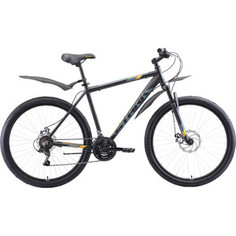 Велосипед Stark 20 Tank 27.1 D чёрный/песочный/серый 18