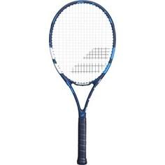 Ракетка для большого тенниса Babolat Evoke 105 Gr3, 121202, сине-черно-белый