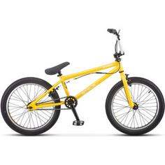 Велосипед Stels Saber 20 (V010) 20.5 желтый