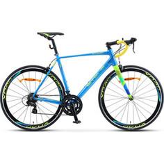 Велосипед Stels XT280 28 (V010) 20 синий/желтый