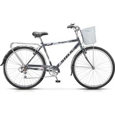 Велосипед Stels Navigator-350 Gent 28 (Z010) 20 серый