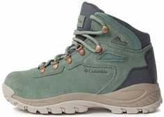 Ботинки женские Columbia Newton Ridge™ Plus Waterproof Amped, размер 39