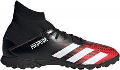 Бутсы для мальчиков Adidas Predator 20.3 TF, размер 37,5