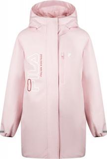 Куртка утепленная для девочек Fila, размер 146