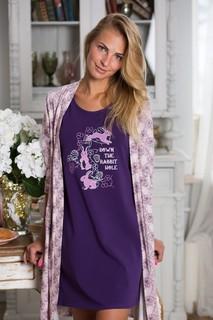 Комплект халат ночная сорочка Mix Mode