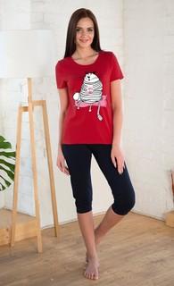 Костюм (футболка+бриджи) Sharlize