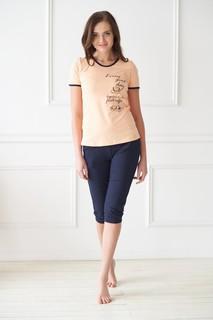 Костюм футболка бриджи Sharlize