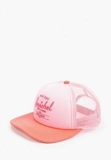 Бейсболка Herschel Supply Co Whaler Mesh Soft Brim Youth