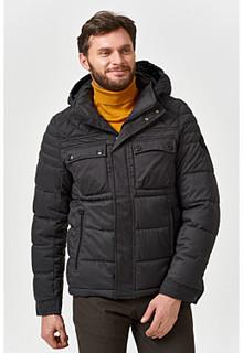 Утепленная куртка с капюшоном S.Oliver