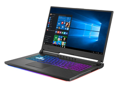 Ноутбук ASUS ROG GL731GU-EV276T 90NR01T3-M05970 (Intel Core i5-9300H 2.4GHz/8192Mb/512Gb SSD/nVidia GeForce GTX 1660Ti 6144Mb/Wi-Fi/17.3/1920x1080/Windows 10 64-bit)