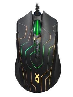 Мышь A4Tech X89 Maze Black USB
