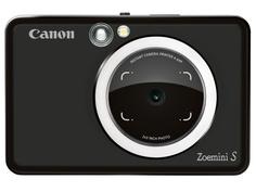 Фотоаппарат Canon Zoemini S Matte Black 3879C005
