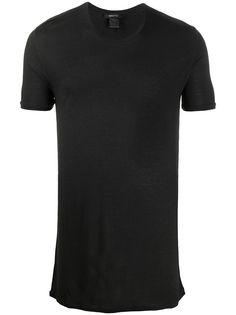 Avant Toi удлиненная футболка