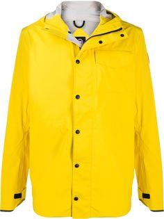 Canada Goose непромокаемая куртка с капюшоном