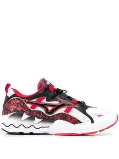 Mizuno кроссовки с принтом