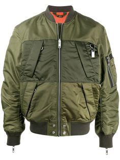 Diesel двусторонняя куртка-бомбер