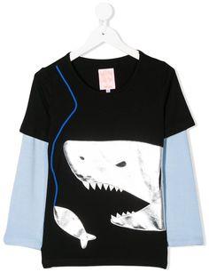 Wauw Capow футболка Fresh Shark