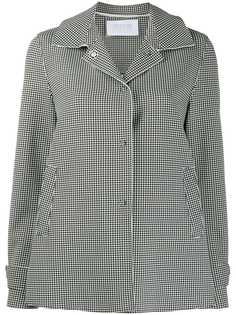 Harris Wharf London куртка-рубашка в ломаную клетку