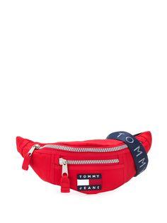 Tommy Jeans поясная сумка с нашивкой-логотипом