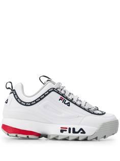 Fila кроссовки Distruptor с логотипом