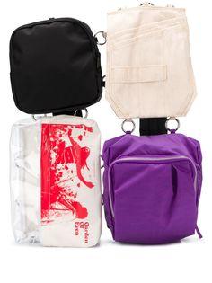 Raf Simons деконструированный рюкзак Eastpak