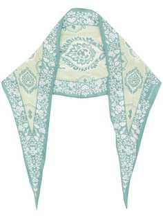 Acne Studios платок с узором