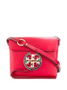 Tory Burch сумка на плечо с металлическим логотипом