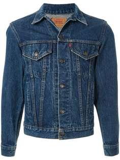 Fake Alpha X Levis Vintage джинсовая куртка Levis 70506 1980-х годов