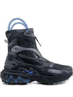 Nike ботинки из коллаборации с Undercover React
