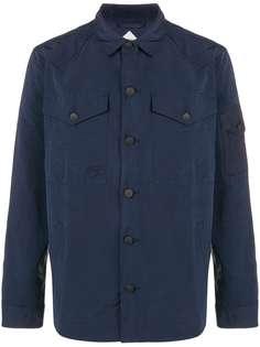 Barbour классическая куртка-рубашка