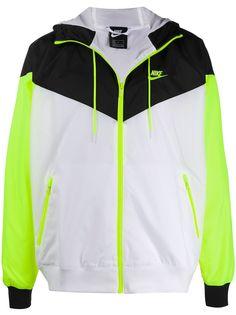 Nike ветровка в стиле колор-блок