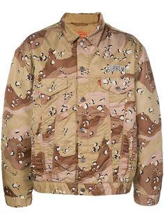 Supreme куртка из коллаборации с Levis