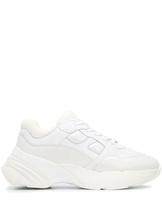 Pinko кроссовки на массивной подошве