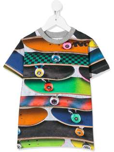 Molo футболка с принтом