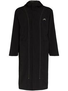 A-COLD-WALL* куртка с капюшоном и контрастной строчкой