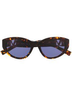 Max Mara солнцезащитные очки Berlin II/G в оправе кошачий глаз
