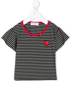 SONIA RYKIEL ENFANT полосатая футболка