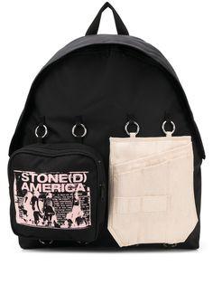 Eastpak рюкзак с принтом Stone(d) America