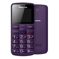 Мобильный телефон PANASONIC TU110, фиолетовый