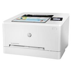 Принтер лазерный HP Color LaserJet Pro M255nw лазерный, цвет: белый [7kw63a]